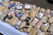 بیش از 100 کیلوگرم مواد مخدر در تایباد کشف شد