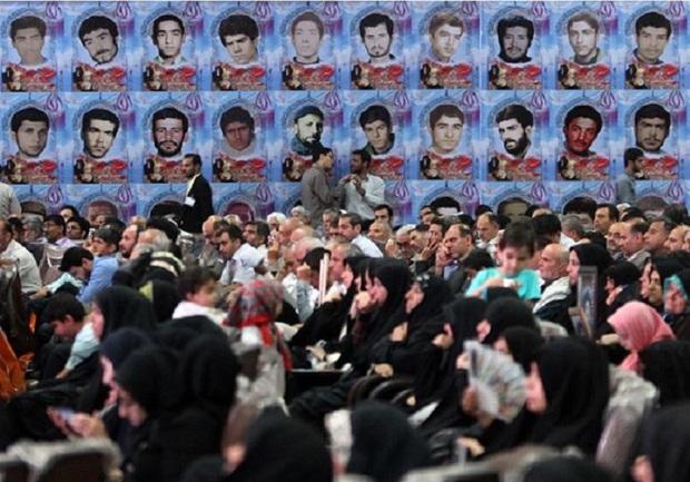 یادواره شهدای گردان روح الله در مشهد برگزار شد