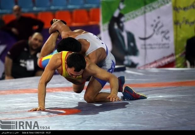 کرمانشاه میزبان مسابقات کشتی بین المللی جام تختی شد