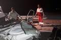 2 کشته در برخورد کامیون با پراید در جاده تاکستان-ضیاءآباد
