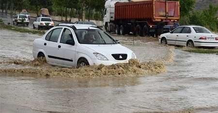 احتمال بارشهای رگباری در استان آذربایجان شرقی  رودخانهها سیلابی میشوند
