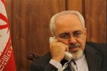 گفتوگوی تلفنی ظریف با همتای مصری