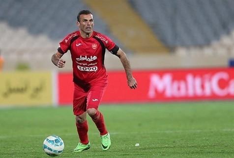 سید جلال بازی بعد پرسپولیس در آسیا را از دست داد