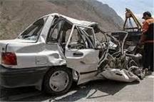 یک کشته در تصادف مرگبار پراید با پیکان وانت
