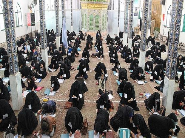 مسابقات استانی معارف قرآن در بیرجند برگزار شد