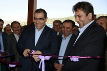 وزیر بهداشت وارد استان کرمان شد   افتتاح چندین پروژه درمانی در استان