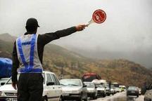 تصادف زنجیره ای در آزاد راه کرج -قزوین ترافیک سنگین ایجاد کرد
