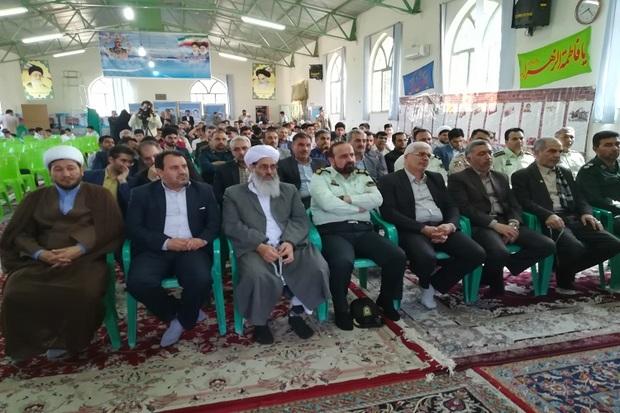 همایش مشترک علمای شیعه و سنی تایباد و باخرز برگزار شد