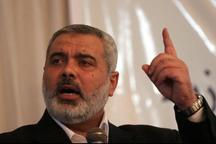 اسماعیل هنیه: امیدوارم افتخار خواندن نماز در قدس پس از آزادی نصیب رئیس جمهور ایران شود