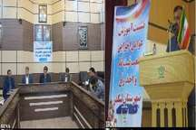 توصیه فرمانداران مهریز و اشکذر در خصوص انتخابات