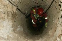2 کارگر بدلیل سقوط در چاه جان باختند
