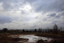 آسمان قزوین تا فردا ابری و بارانی است
