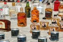 کشف بیش از 2 هزار بطری مشروبات الکلی در مشهد