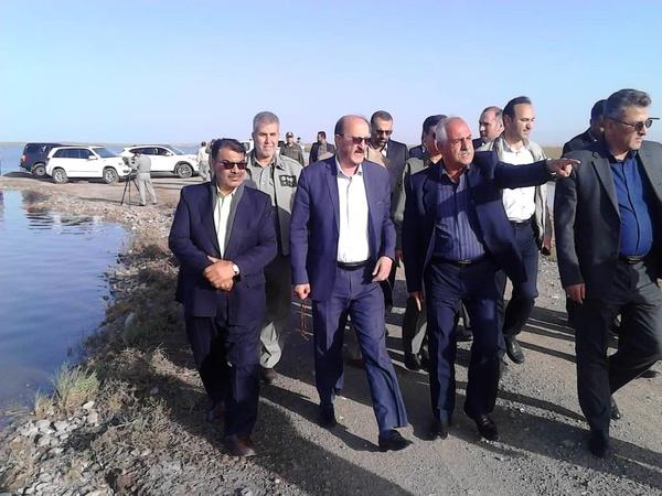 پرآبی فعلی موجب بیخیالی مسئولان در حفظ ذخایر آبی نشود  لزوم حفاظت از دشت اللهآباد