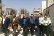 بزودی عملیات ساخت و ساز برای مستاجران مناطق زلزله زده شروع می شود