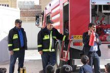 آتش نشانان تهران در مدارس مستقر می شوند