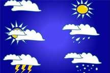 کاهش و افزایش سه درجه ای دما در هرمزگان
