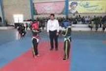 گیلان میزبان مسابقات هاپکیدوی قهرمانی کشور شد