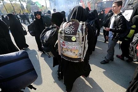 متقاضیان عتبات نوروزی تا 22 بهمن مهلت ثبت نام یافتند
