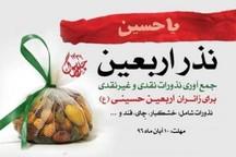 جمعآوری نذورات شهروندان به مناسبت اربعین حسینی در «نذر اربعین»