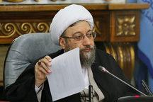 سوال تلگرامی جالب احمد توکلی: آیا رئیس قوه قضاییه نباید در مسائل سیاسی حرف بزند؟