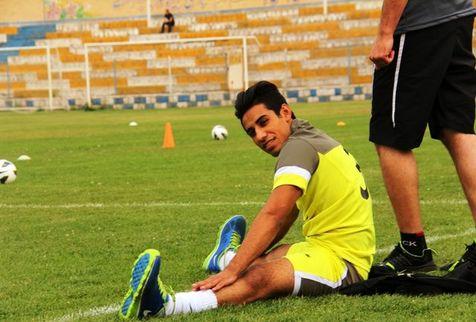 میزان آسیب دیدگی میلاد فخر الدینی مشخص شد