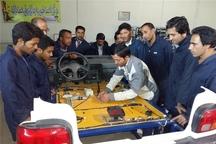 آموزش مهارتهای فنی و حرفه ای 996هزار نفر ساعت در موسسات غیردولتی زنجان