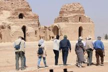 جاذبه های بازدید از آثار ساسانی فارس در آستانه ثبت در میراث جهانی