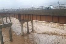 حاشه رودخانه بشار یاسوج همچنان ناامن است