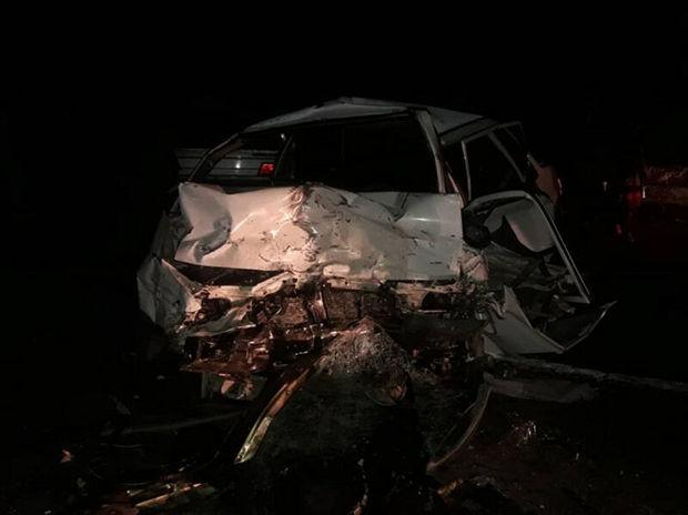 تصادف در جاده قزوین-رشت سه کشته به جا گذاشت