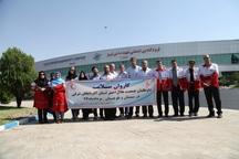 کاروان سلامت آذربایجان شرقی به سیستان و بلوچستان اعزام شد