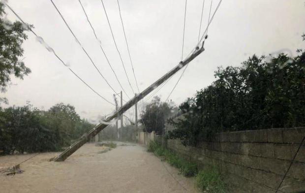 سیل اخیر 300 میلیارد ریال به شبکه برق مازندران خسارت زد