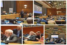 ظریف: مردم ما در برابر وحشیانهترین تروریسم اقتصادی قرار گرفتهاند