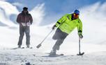 مدال طلای کلهر در جام جهانی اسکی معلولان