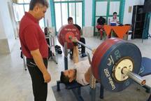 تمرینات تیم ملی وزنه برداری معلولان در مازندران آغاز شد