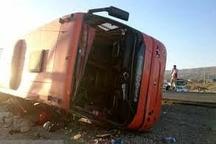 رفع خطر قطع نخاع دانشآموزان حادثه اتوبوس