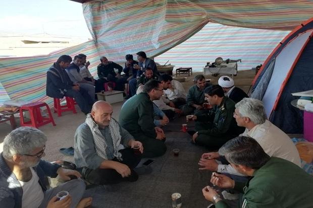120خادم از آذربایجان غربی در مناطق سیل زده کشور خدمت می کنند