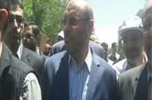 حضور سردار دهقان وزیر دفاع در راهپیمایی روز جهانی قدس