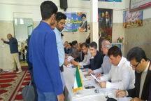 کارمندان بسیجی آذربایجان غربی هم به رزمایش خدمت پیوستند