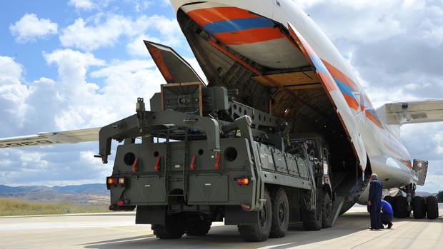 پنجمین محموله اس400 روسیه به ترکیه تحویل داده شد+عکس