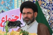 حرکت رو به پیشرفت ایران با جنایات تروریستی خدشه دار نمی شود