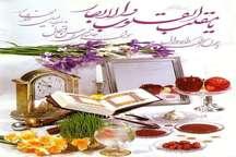 آغاز برپایی آیین تحویل سال نو در 108 بقعه متبرکه خراسان رضوی