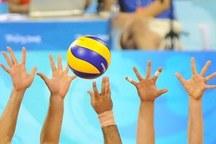 تیم والیبال شهروند اراک بر شهرداری جوان ارومیه غلبه کرد