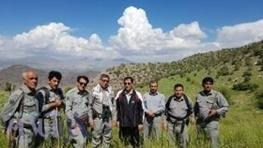 بازدید معاون  استاندار از منطقه حفاظت شده سفید کوه