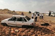 سانحه رانندگی در بجستان هفت مصدوم بر جای گذاشت