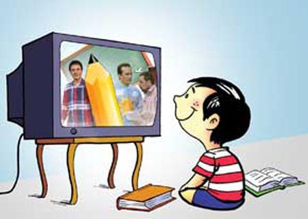 مضرات تماشای تلویزیون برای کودکان را جدی بگیرید