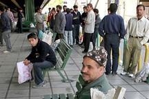 نرخ بیکاری کرمانشاه در تابستان کاهش یافت