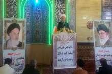 امام جمعه هریس: حضور پرشور مردم در انتخابات نظام مردم سالاری را در کشور تثبیت کرد