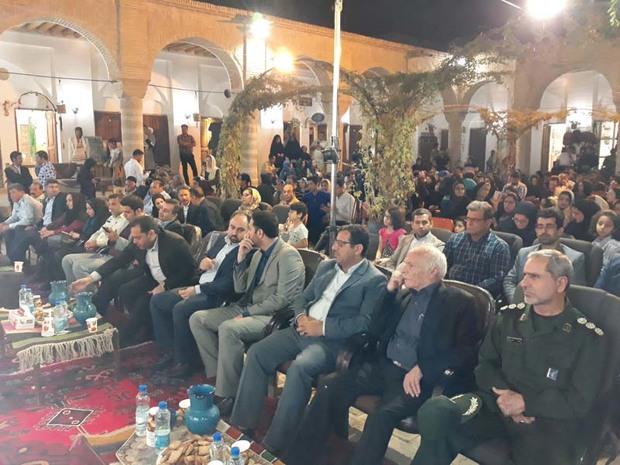شب چهارم از هفته فرهنگی شوشتر برگزار شد