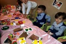 پنجمین نمایشگاه کارآفرینی کودکانه در قاین بر پا شد